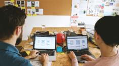 Designen mit vier Händen: 5 Gründe warum du Figma brauchst