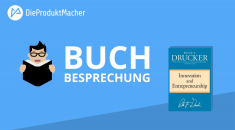 "Buchbesprechung ""Innovation and Entrepreneurship"" von Peter Drucker"