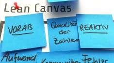 Design Thinking - Workshop zur Entwicklung neuer Produkte