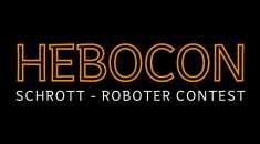Hebocon – der 1. Schrott-Roboter Contest in München