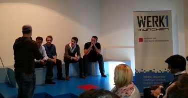 Mischa Rürup (intelliAd), Georg Hansbauer (Testbirds), Tobias Kamke (Eventpeppers), Nicolas Reis (ALTRUJA)